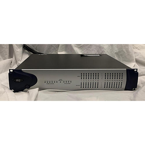 Digidesign HD IO 192 16x8 Audio Converter