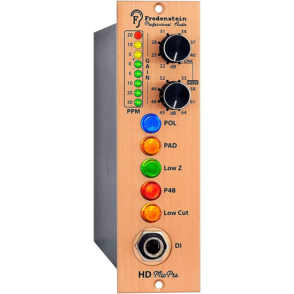 Fredenstein Professional Audio HD MicPre