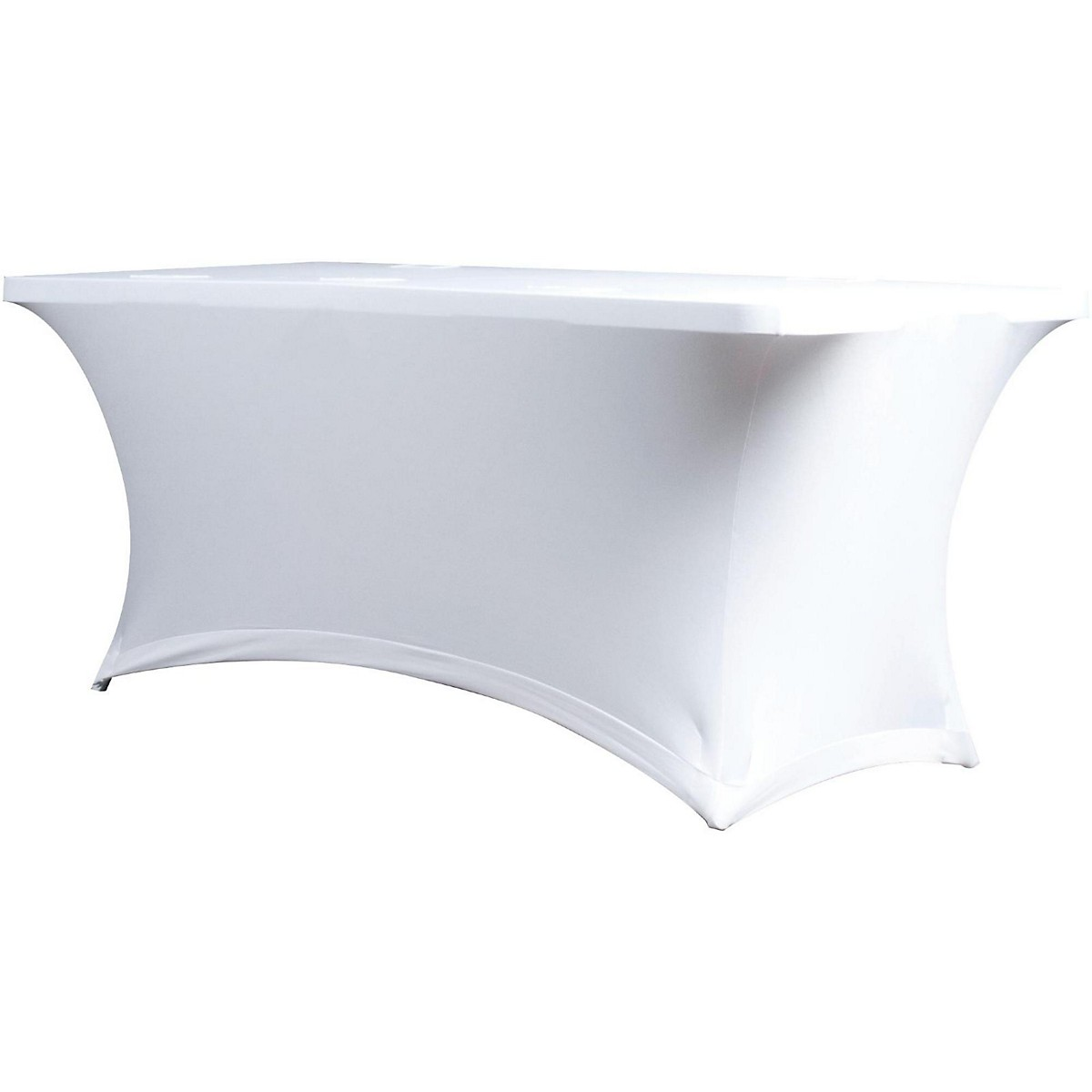 American DJ HD Table Scrim WHITE