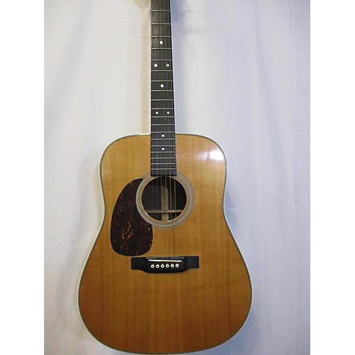 Martin HD28 Left Handed Acoustic Guitar