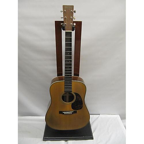 Used Martin Hd28v Vintage Series Acoustic Guitar Vintage Natural