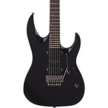 HD400 Hard Rock Double Cutaway Electric Guitar Black
