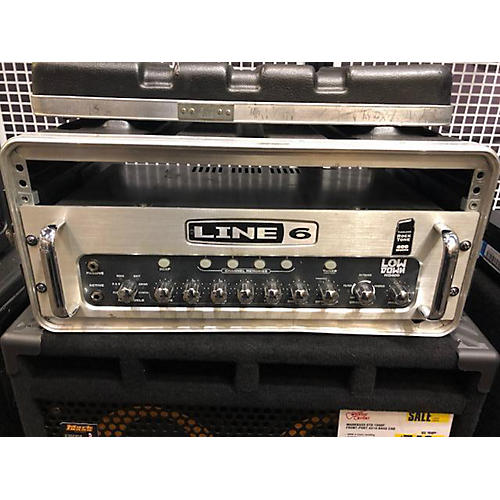 Line 6 HD400 Low Down 400W Bass Amp Head