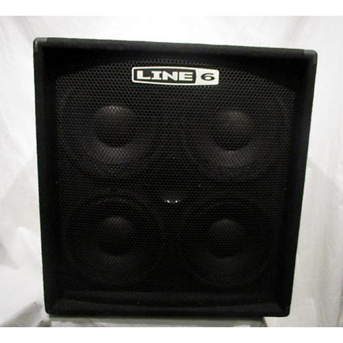 Line 6 HD400 Low Down 410 Bass Cabinet