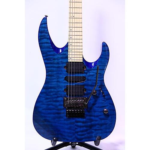 Mitchell HD400MQOB Solid Body Electric Guitar