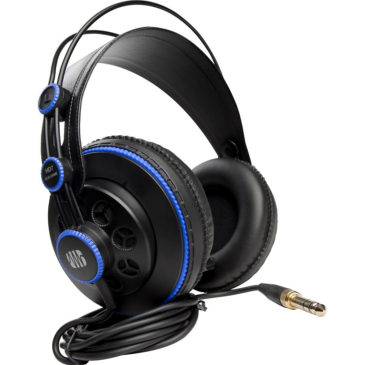 Presonus HD7 Semi-Closed Back Studio Headphones