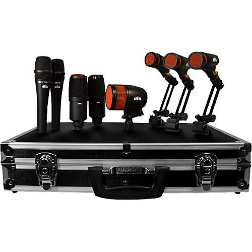 Heil Sound HDK-8 Drum Microphone Kit