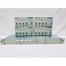 Furman HDS-6 DISTRIBUTION SYSTEM W/4 HR-6 MIXERS Headphone Amp