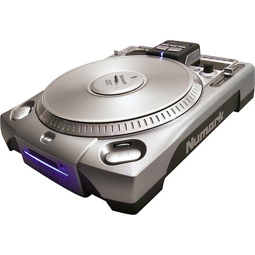 Numark HDX Tabletop CD/MP3 Player with 80GB Hard Drive