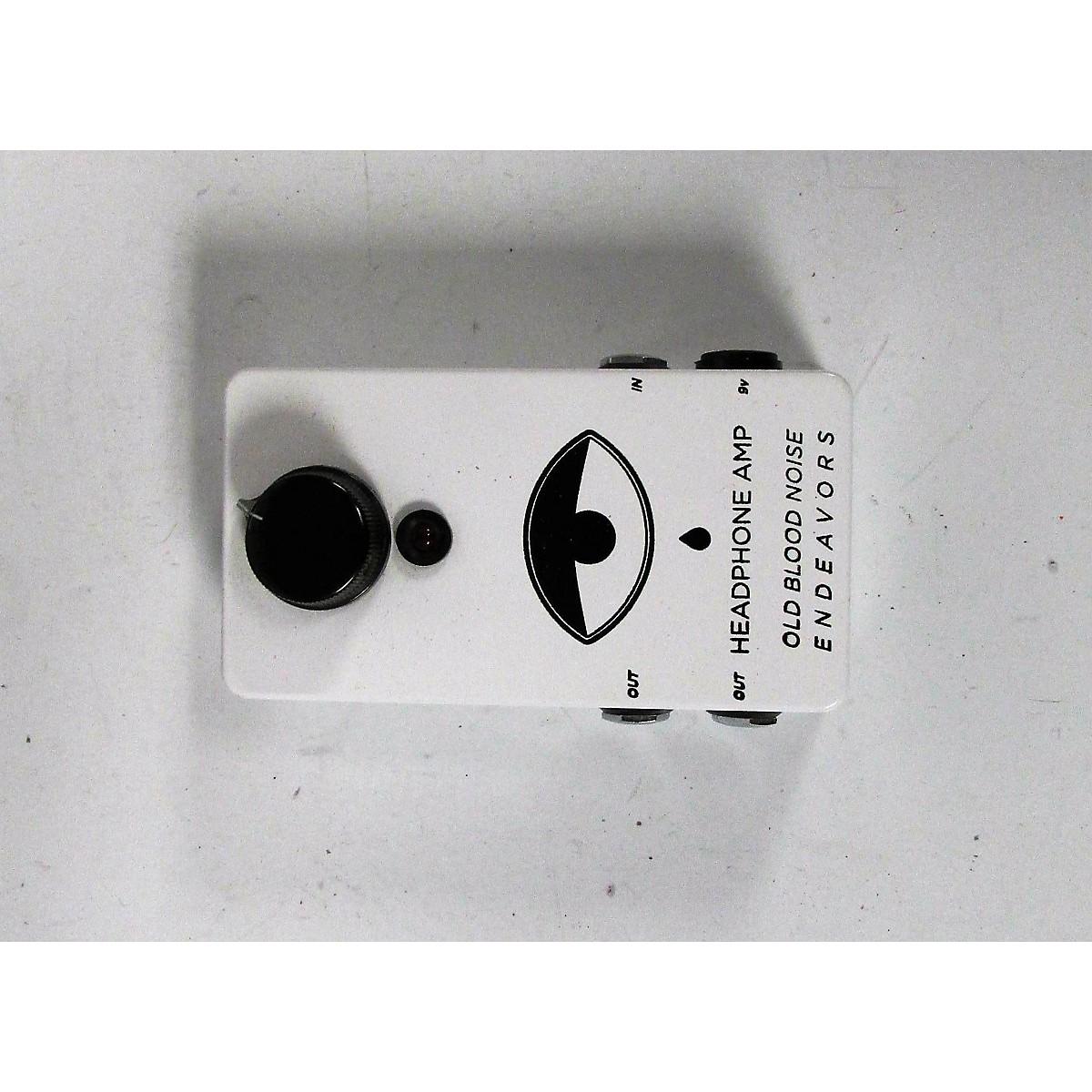 Old Blood Noise Endeavors HEADPHONE AMP Effect Processor