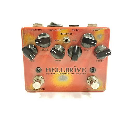Weehbo HELLDRIVE Effect Pedal