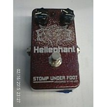 Stomp Under Foot HELLEPHANT Effect Pedal