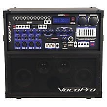 Vocopro HERO-REC Multi-Format Portable P.A. Karaoke System w/ Digital Recorder Level 1