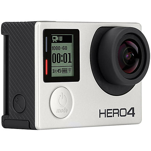 GoPro HERO4 Silver - Standard