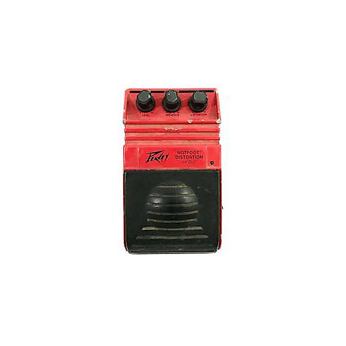 Peavey HFD-2 HOTFOOT DISTORTION Effect Pedal