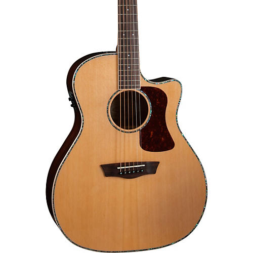 Washburn HG26SCE-O Heritage Grand Auditorium Acoustic-Electric Guitar