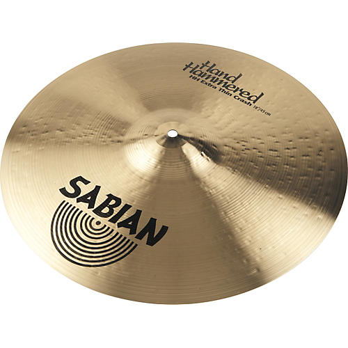 Sabian HH Extra Thin Crash Cymbal Brilliant