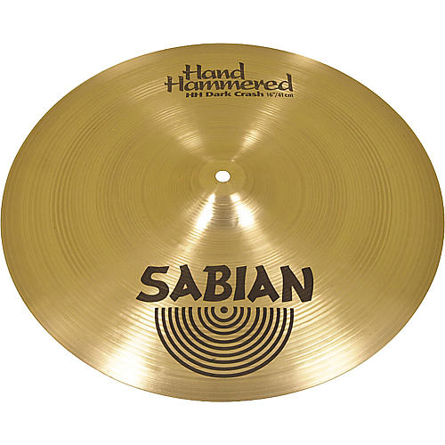 Sabian HH Series Dark Crash Cymbal