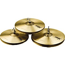 HHX-Celerator Brilliant Hi-Hat Cymbals 15 in.