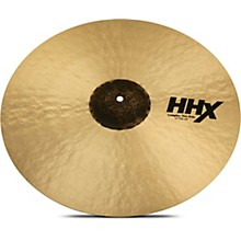 HHX Complex Thin Ride Cymbal 21 in.