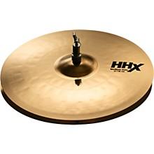 HHX Medium Hats - brilliant 15 in. Pair