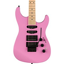HM Stratocaster Maple Fingerboard Limited Edition Electric Guitar Flash Pink
