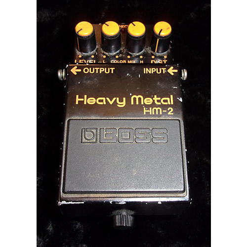 Boss HM2 Heavy Metal Effect Pedal