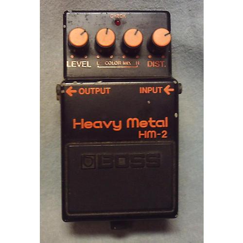 Boss HM2 Heavy Metal Effect Pedal