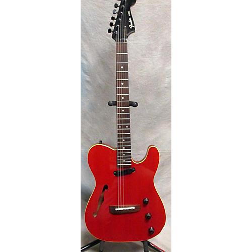 used fender hmt thinline telecaster acoustic electric guitar guitar center. Black Bedroom Furniture Sets. Home Design Ideas