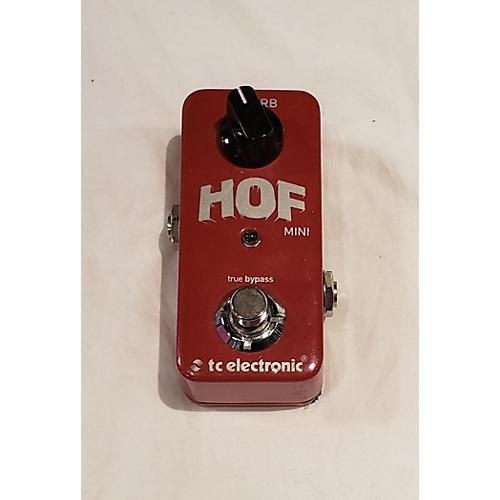 TC Electronic HOF Mini Effect Pedal