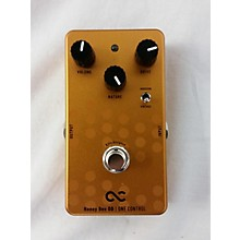 One Control HONEY BEE OVERDRIVE Effect Pedal
