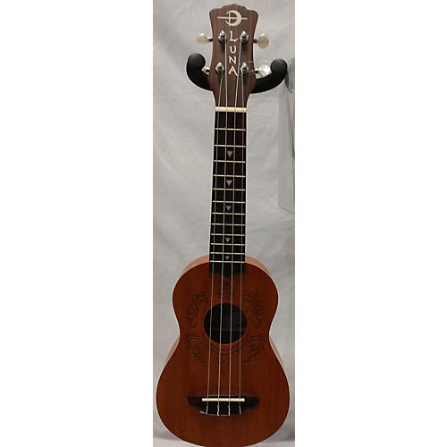 Luna Guitars HONU Ukulele