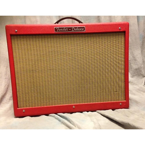 Fender HOT ROD DELUXE TEXAS RED Tube Guitar Combo Amp
