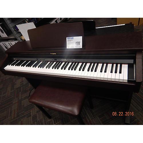 used roland hp2 digital piano guitar center. Black Bedroom Furniture Sets. Home Design Ideas