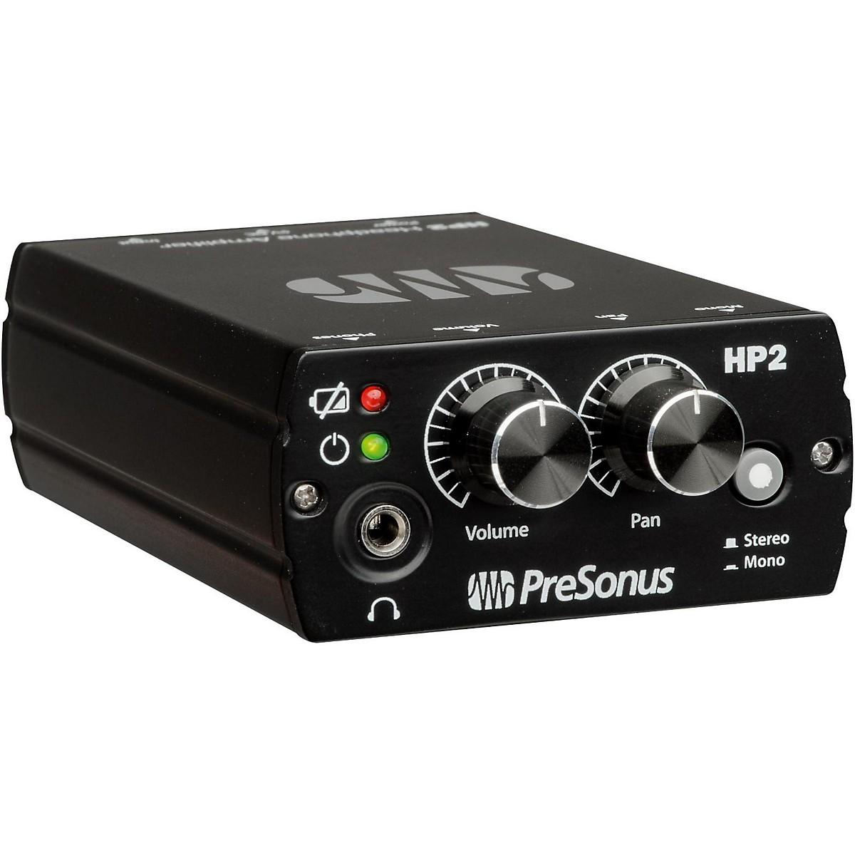 Presonus HP2 Personal Headphone Amplifier