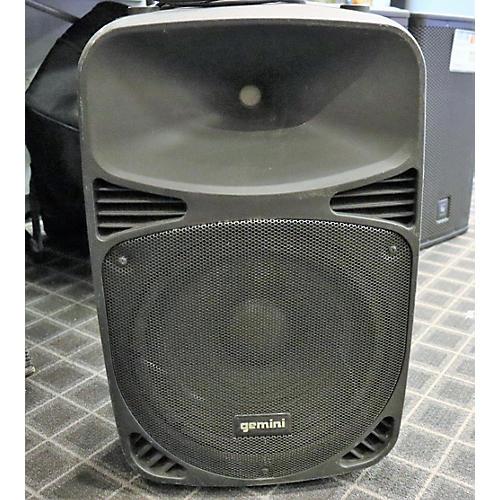 Gemini HPS-12P Powered Speaker