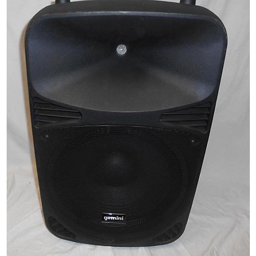 Gemini HPS-15P Powered Speaker