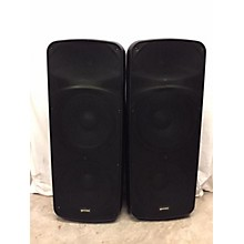 Gemini HPS-215BLU Powered Speaker