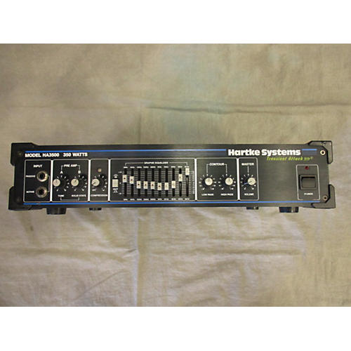 Hartke HR3500 Bass Amp Head