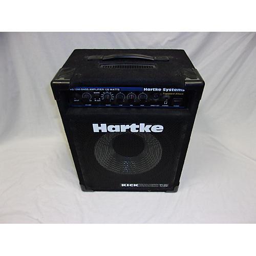 Hartke HS 1200 Bass Combo Amp