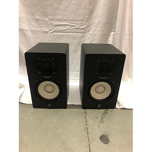 used yamaha hs5 pair powered monitor guitar center. Black Bedroom Furniture Sets. Home Design Ideas