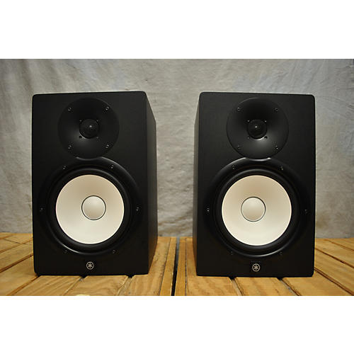 Yamaha HS8 Pair Powered Monitor