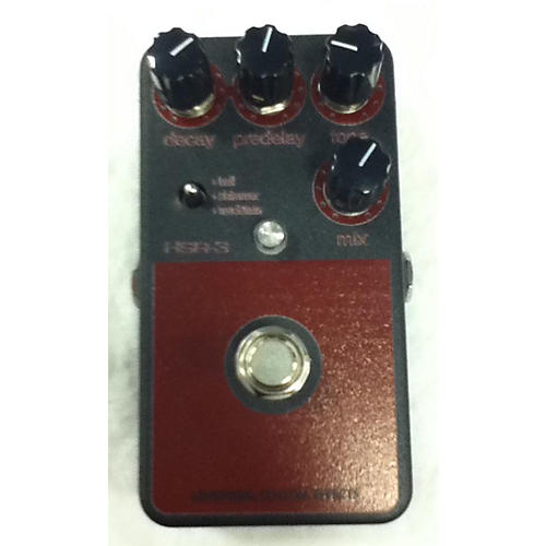 Lovepedal HSR3 Multi Reverb Effect Pedal