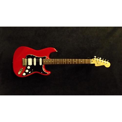 Fender HSS Korean Strat Solid Body Electric Guitar