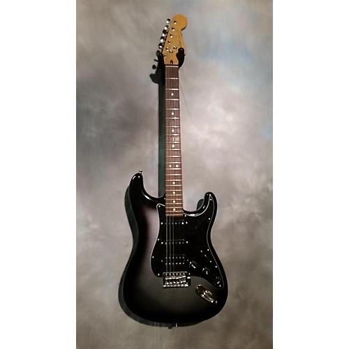 used fender hss stratocaster mic solid body electric guitar guitar center. Black Bedroom Furniture Sets. Home Design Ideas