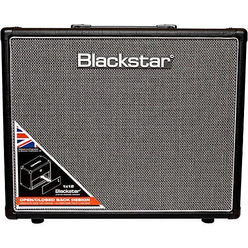 blackstar ht 112 mkii 50w 1x12 guitar speaker cabinet guitar center. Black Bedroom Furniture Sets. Home Design Ideas