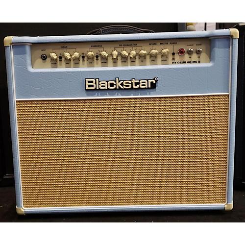 Blackstar HT Club 40 MKII Black & Blue Tube Guitar Combo Amp