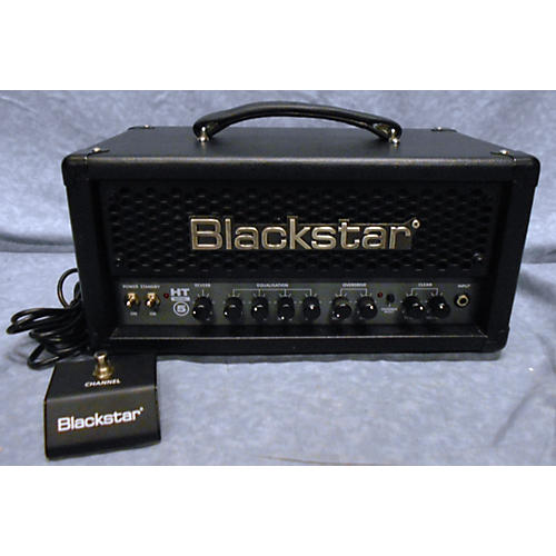 used blackstar ht metal series ht5h 5w tube guitar amp head guitar center. Black Bedroom Furniture Sets. Home Design Ideas