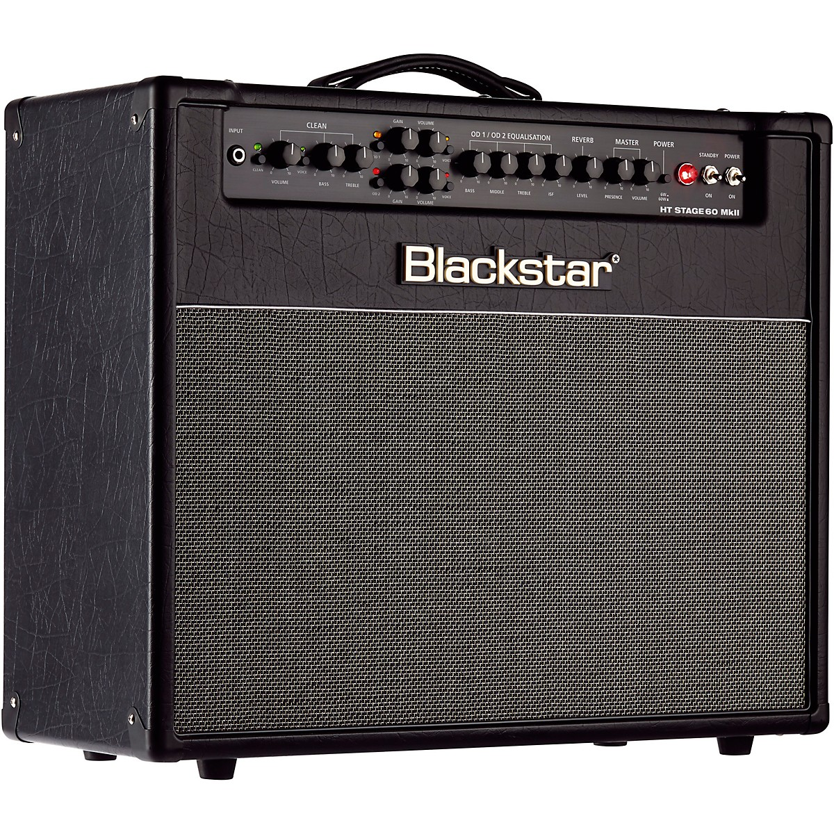 Blackstar HT Venue Series Stage 60 60W 1x12 Tube Guitar Combo Amp MKII