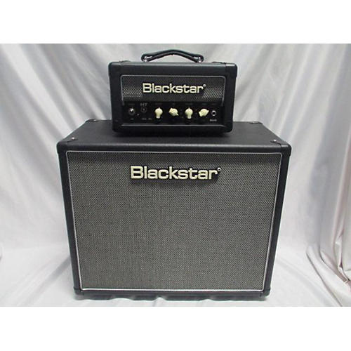 Blackstar HT1RH 1w HEAD AND 112 CABINET Guitar Stack